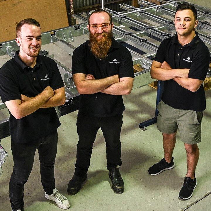 Manufacturing Mate